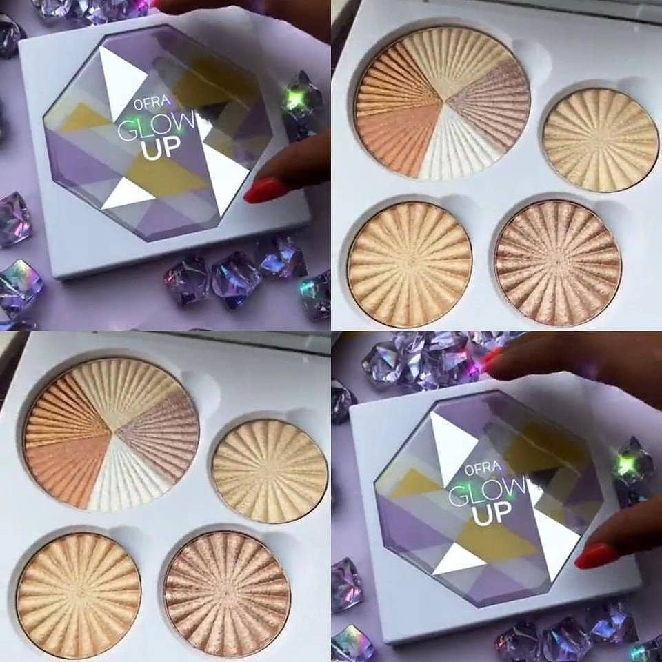 Ofra Glow Up Palette Makeup Snitch