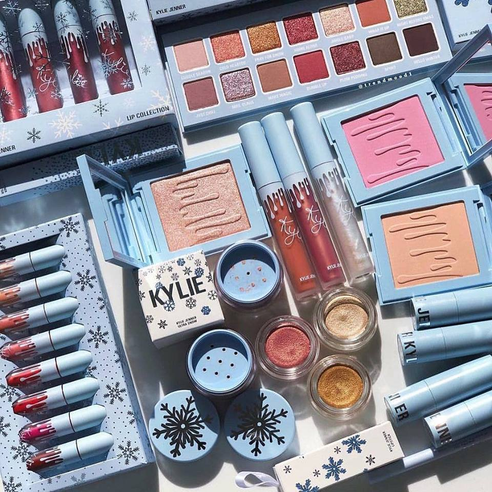 Kylie Cosmetics Holiday Collection ...